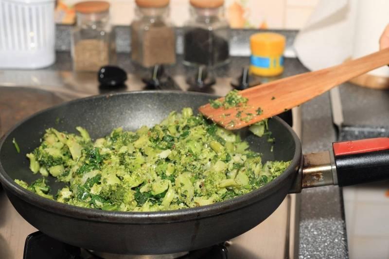 Vegetarinių patiekalų gamyba