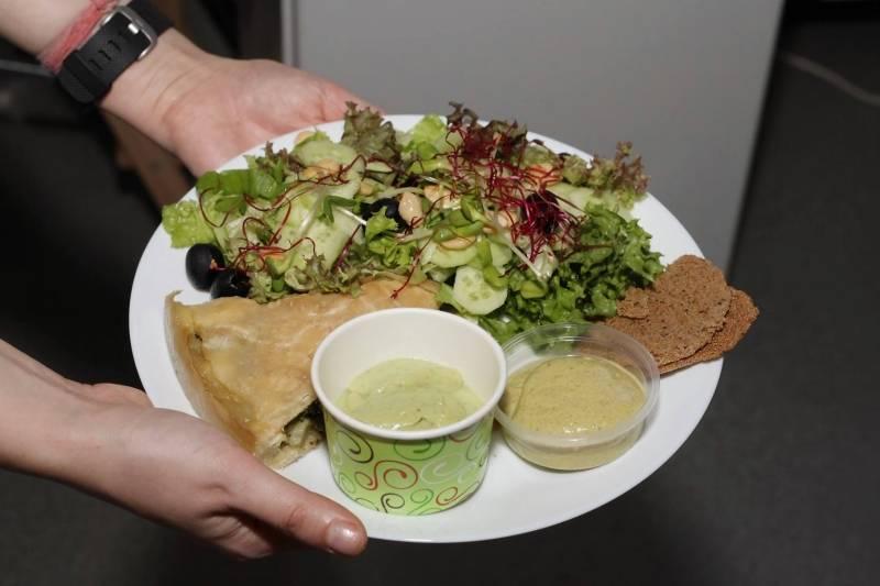 Vegetariniai patiekalai