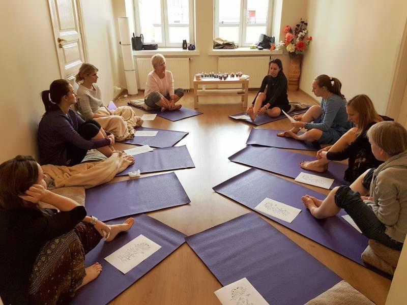 Aromaterapijos užsiėmimai